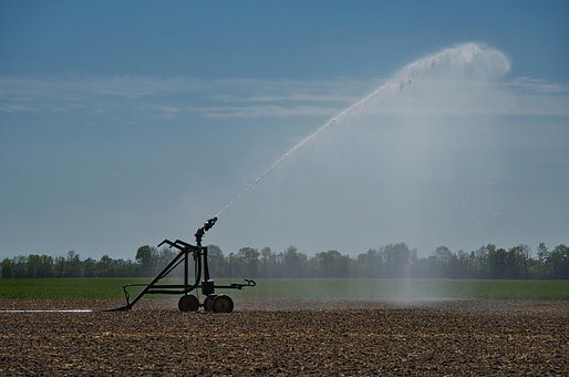 irrigation sprinkler in nigeria